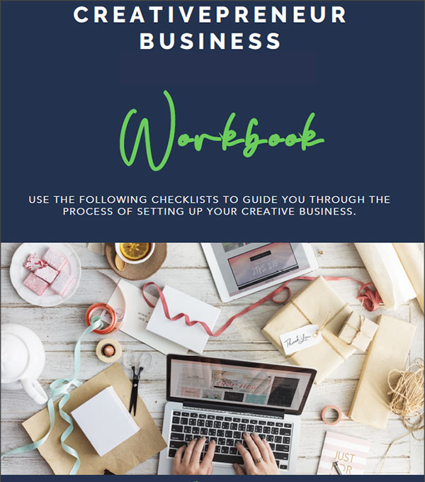 Creativepreneur Business Workbook