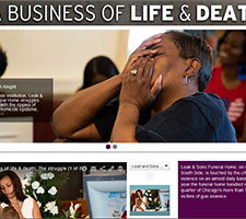 The Business of Life & Death